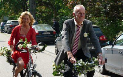 Hochzeit bei Jedermann 2011