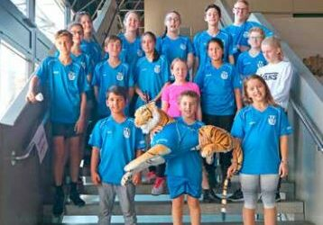 Badminton Jugendregionalrangliste 2018