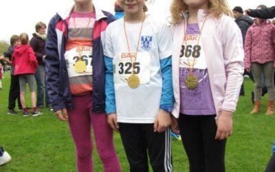 Erfolge unserer Jüngsten beim Mini-Lauf der Badischen Meile