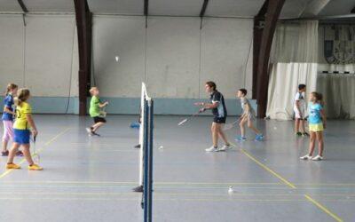 Badminton – Ferienprogramm 2018