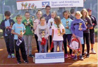 Positive Jahresbilanz beim TV Mörsch Tennis