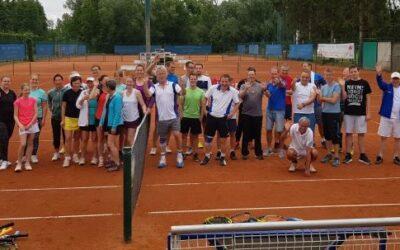 Tennis Kennenlernturnier 2019