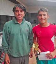 Gorge Shopov gewinnt das Ranglisten-Turnier in Bretten