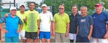 Herren 60 mit Durchmarsch in die Oberliga