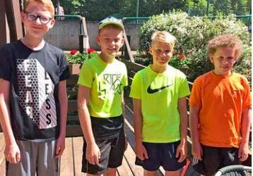 Jugendmannschaften starten erfolgreich
